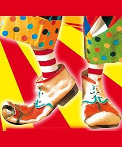 Sur-chaussures-Clown-37-40