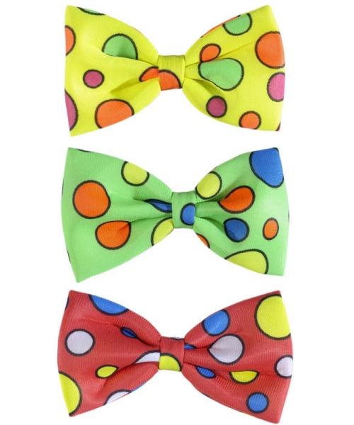 Noeud-papillon-Clown