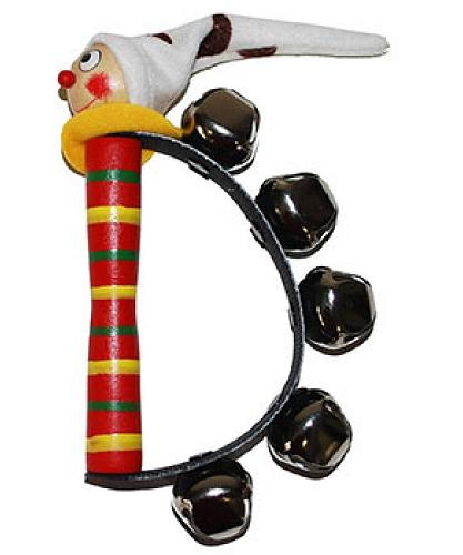 Poignée-grelots-Clown