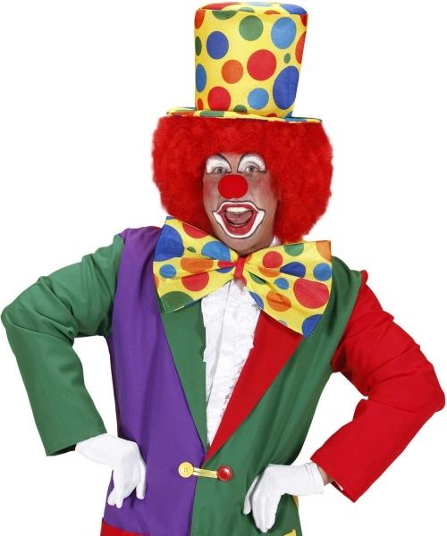 Noeud-papillon-géant-Clown