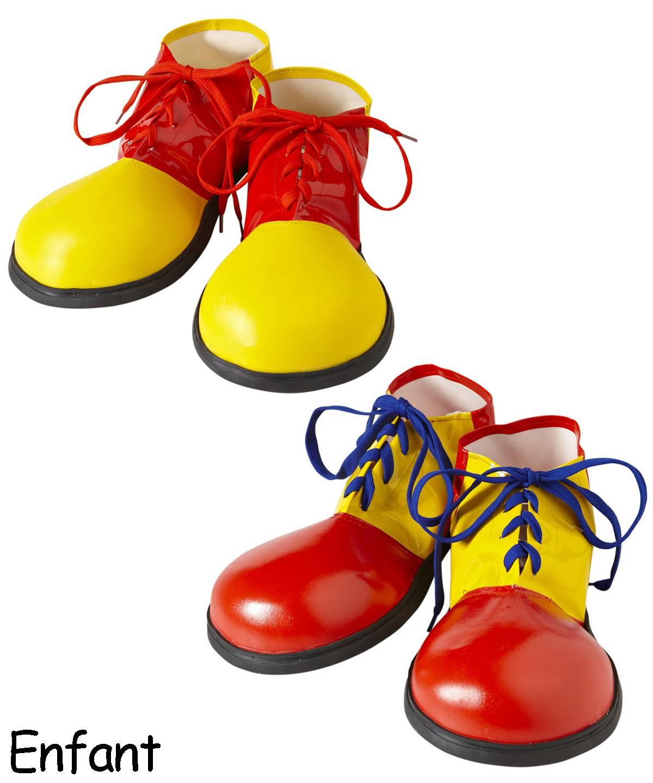 chaussures de clown enfant aw0067. Black Bedroom Furniture Sets. Home Design Ideas