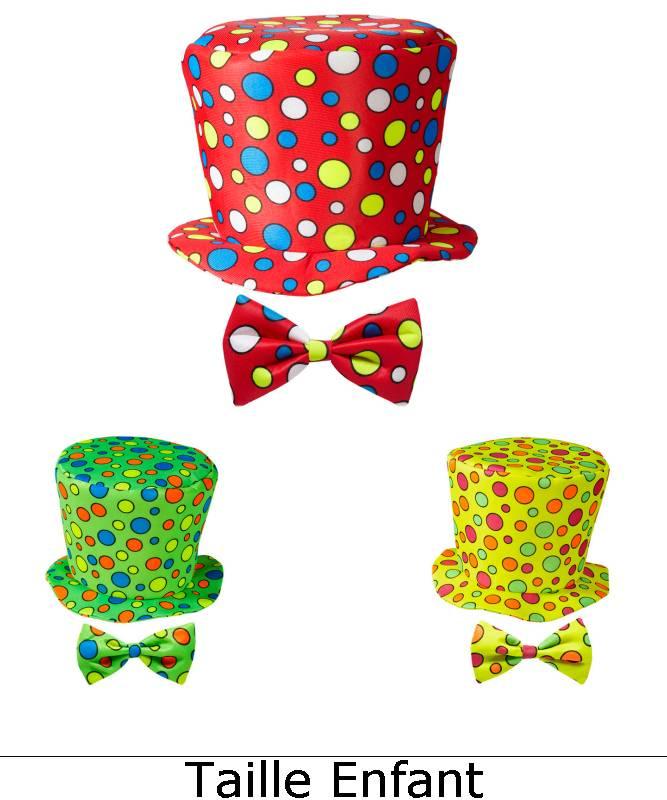 Chapeau-Clown-Enfant