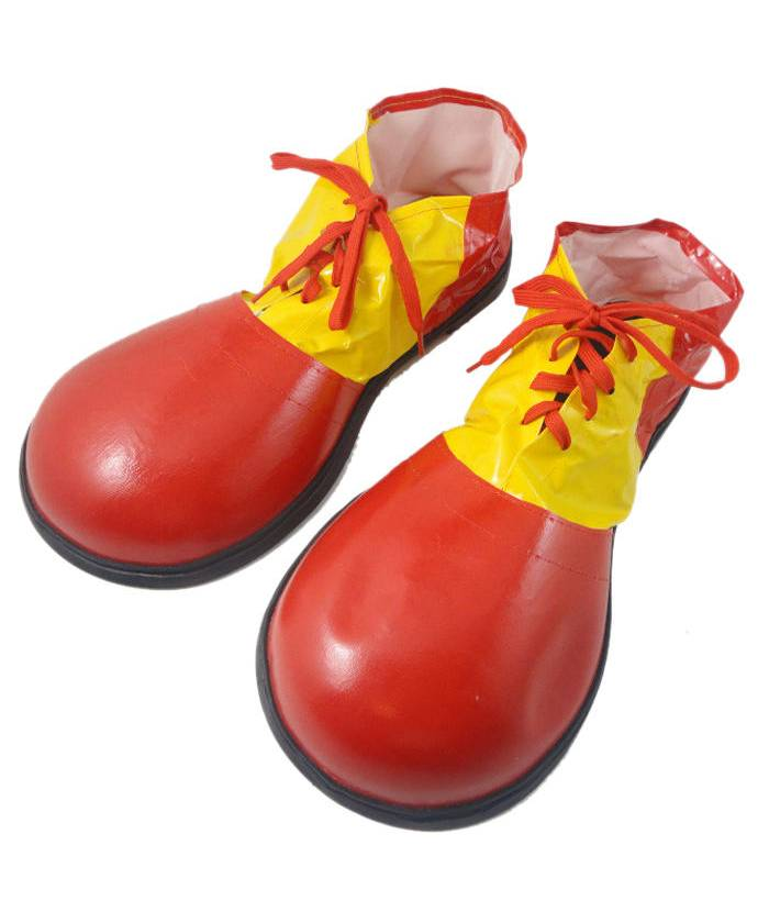 Chaussures-clown-Adulte