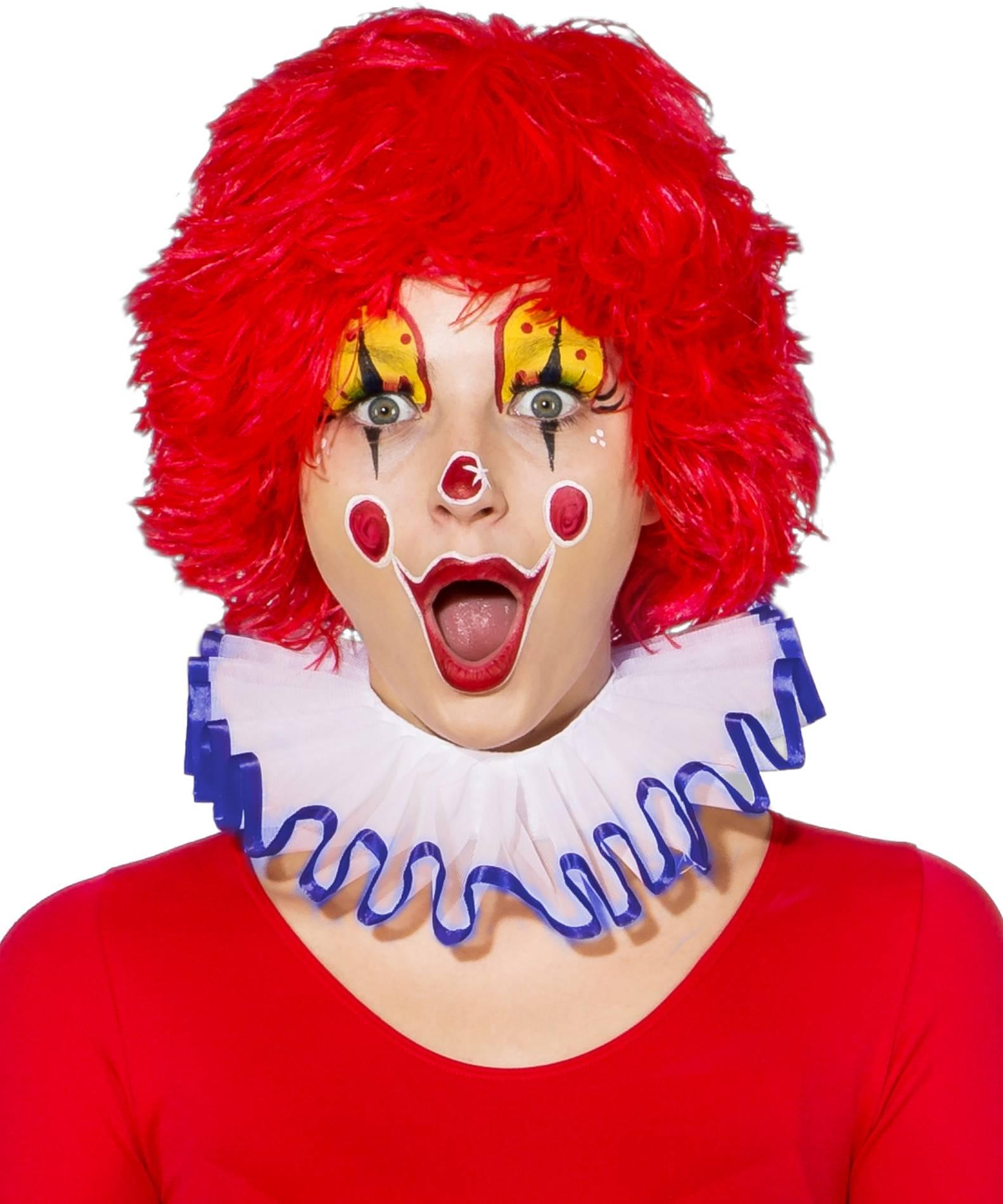 Collerette-de-clown