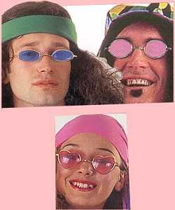 Lunettes-Hippy
