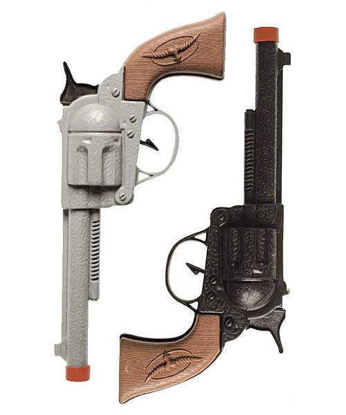 Pistolet-de-cowboy