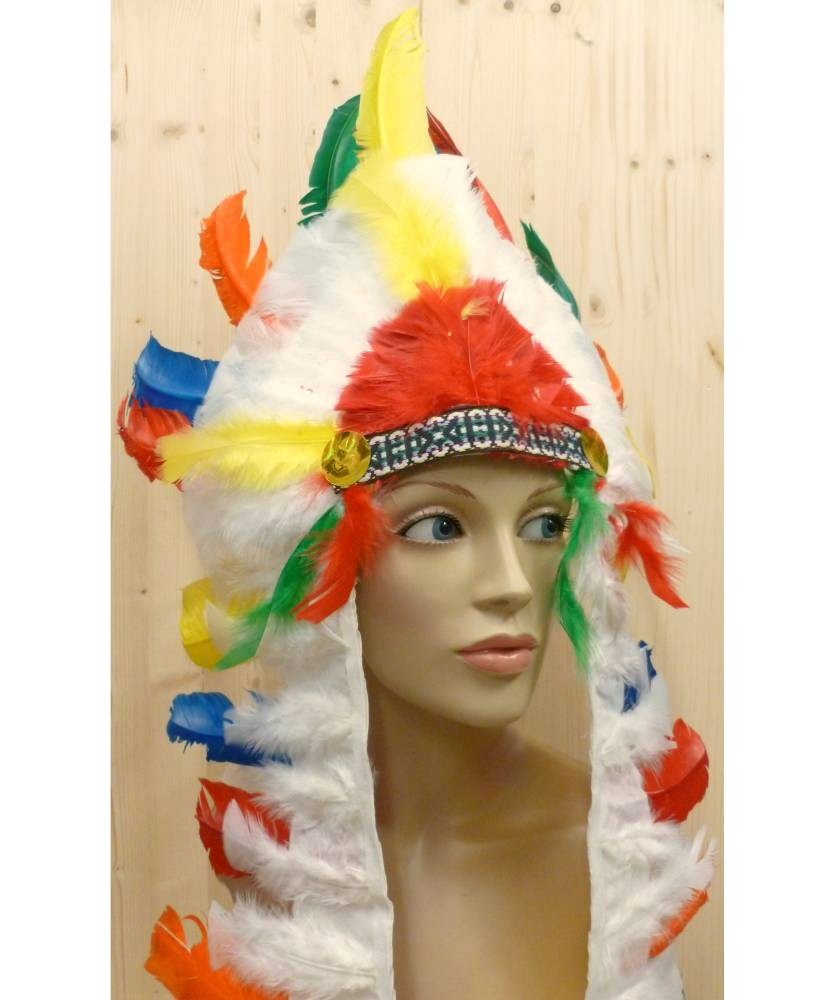 Coiffe-indien-Sioux