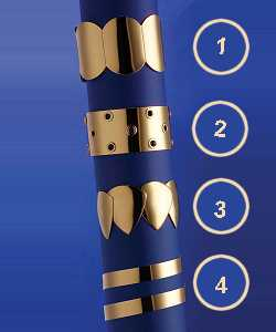 Bracelet-egyptien