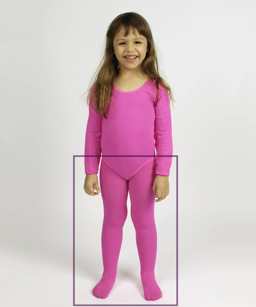 Collant-Fushia-Enfant-2