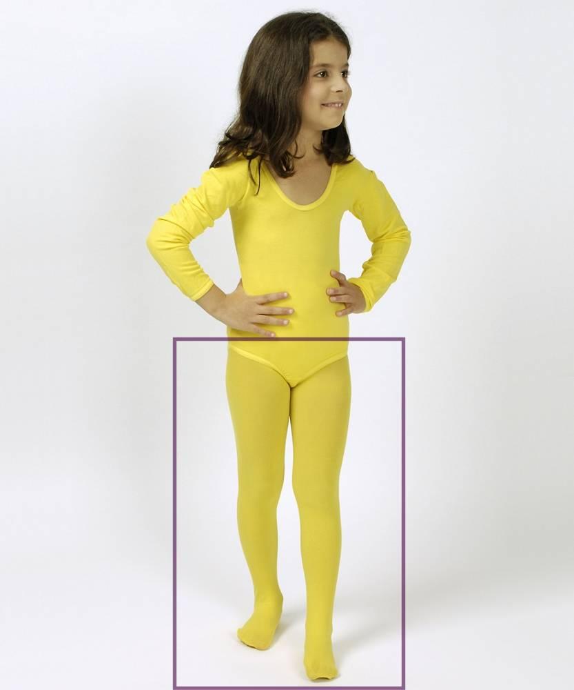 Collant-Jaune-Enfant-2
