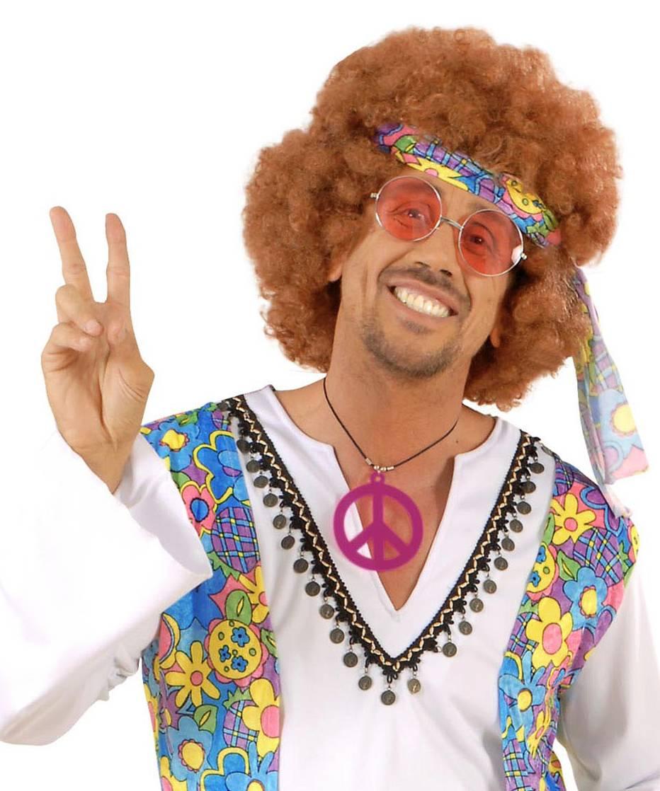 Pendentif-Hippie-Peace-Fluo-2