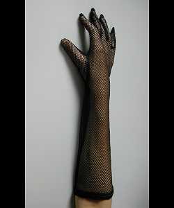 Gants-résille-40cm