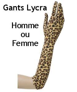 Gants-Léopard