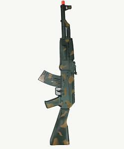 Mitraillette-Commando-Action