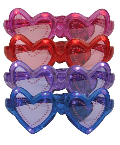 Lunettes-lumineuses-coeur