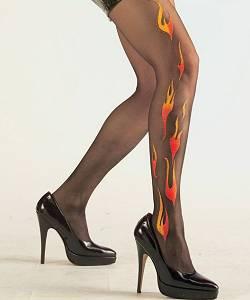 Collant-flammes