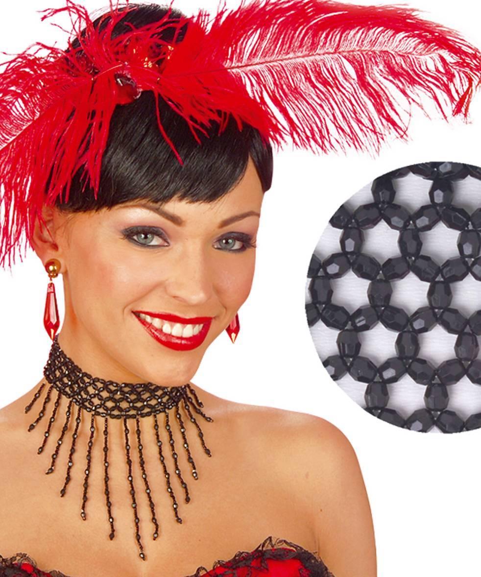 Collier-perles-noires