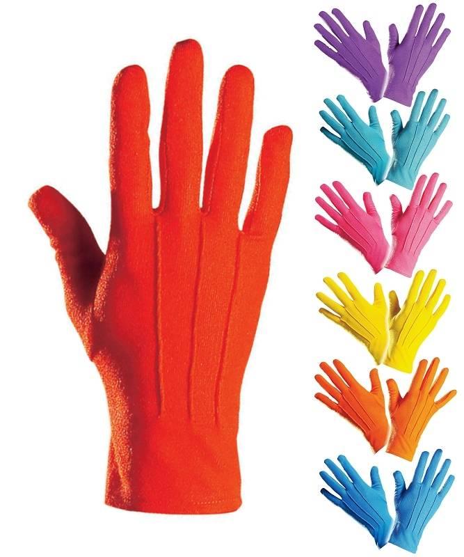 Gants-couleurs