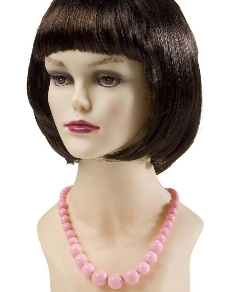 Collier-70s-perles-rose