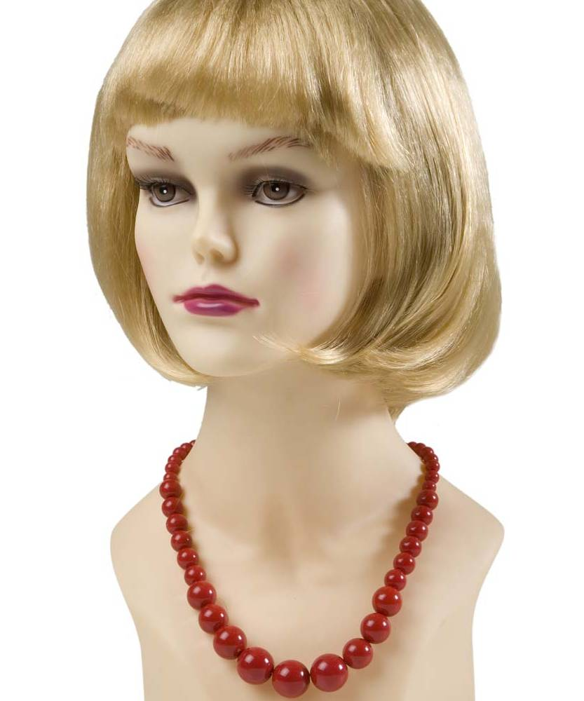 Collier-70s-perles-rouge