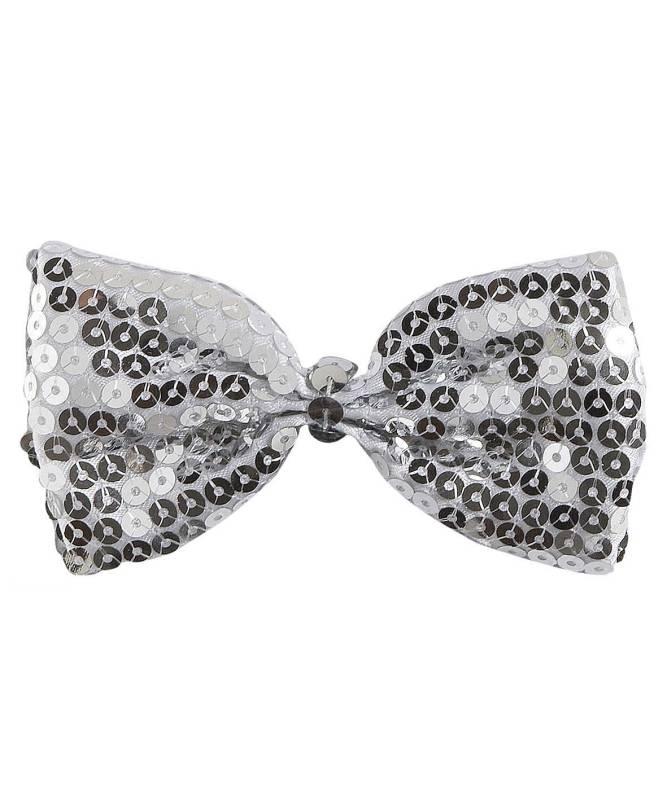 Noeud-Papillon-argent