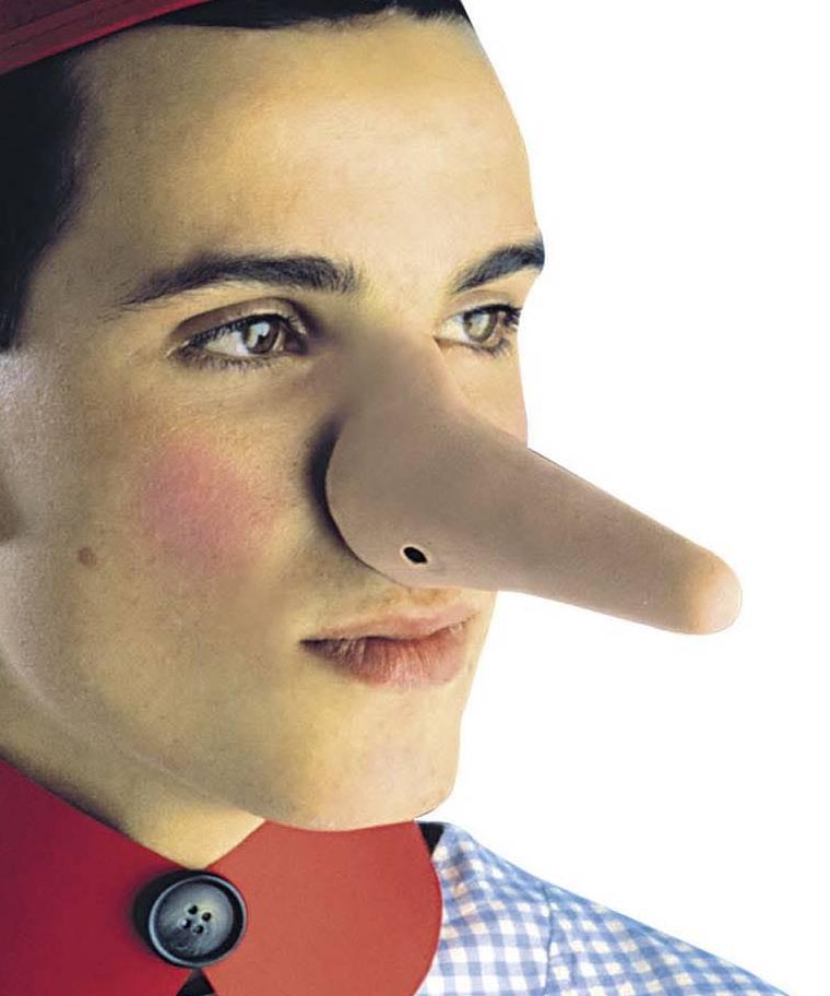 Nez-Pinocchio
