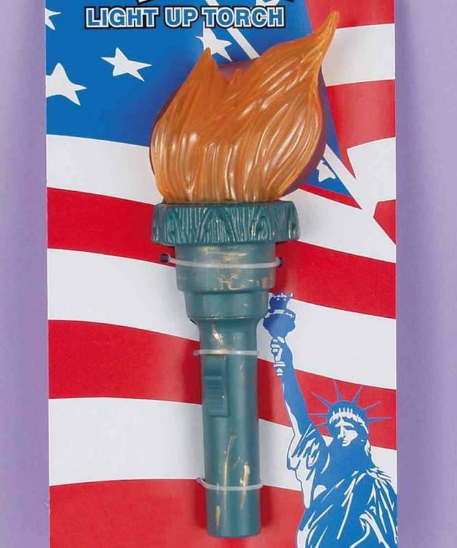 Torche-Statue-de-la-Liberté