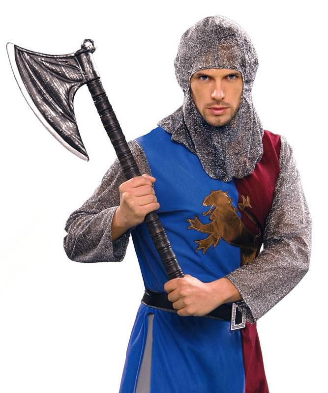 Hache-Médiévale-Bourreau