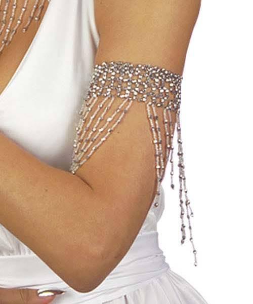 Bracelet-perles-argent