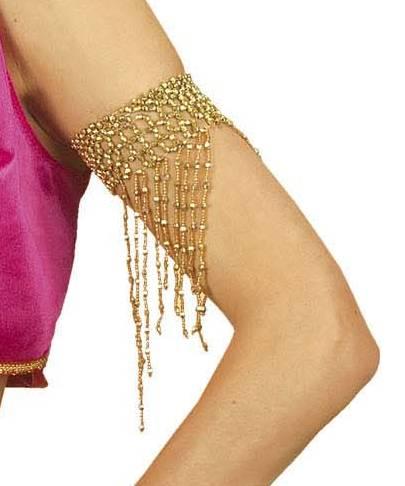 Bracelet-perles-or