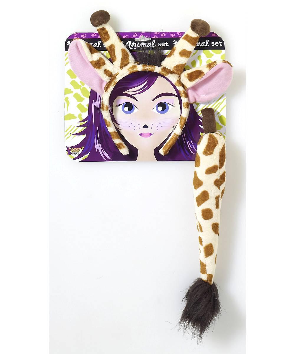 Déguisement-de-girafe