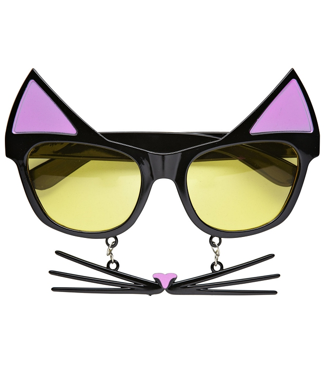 Lunettes-chat