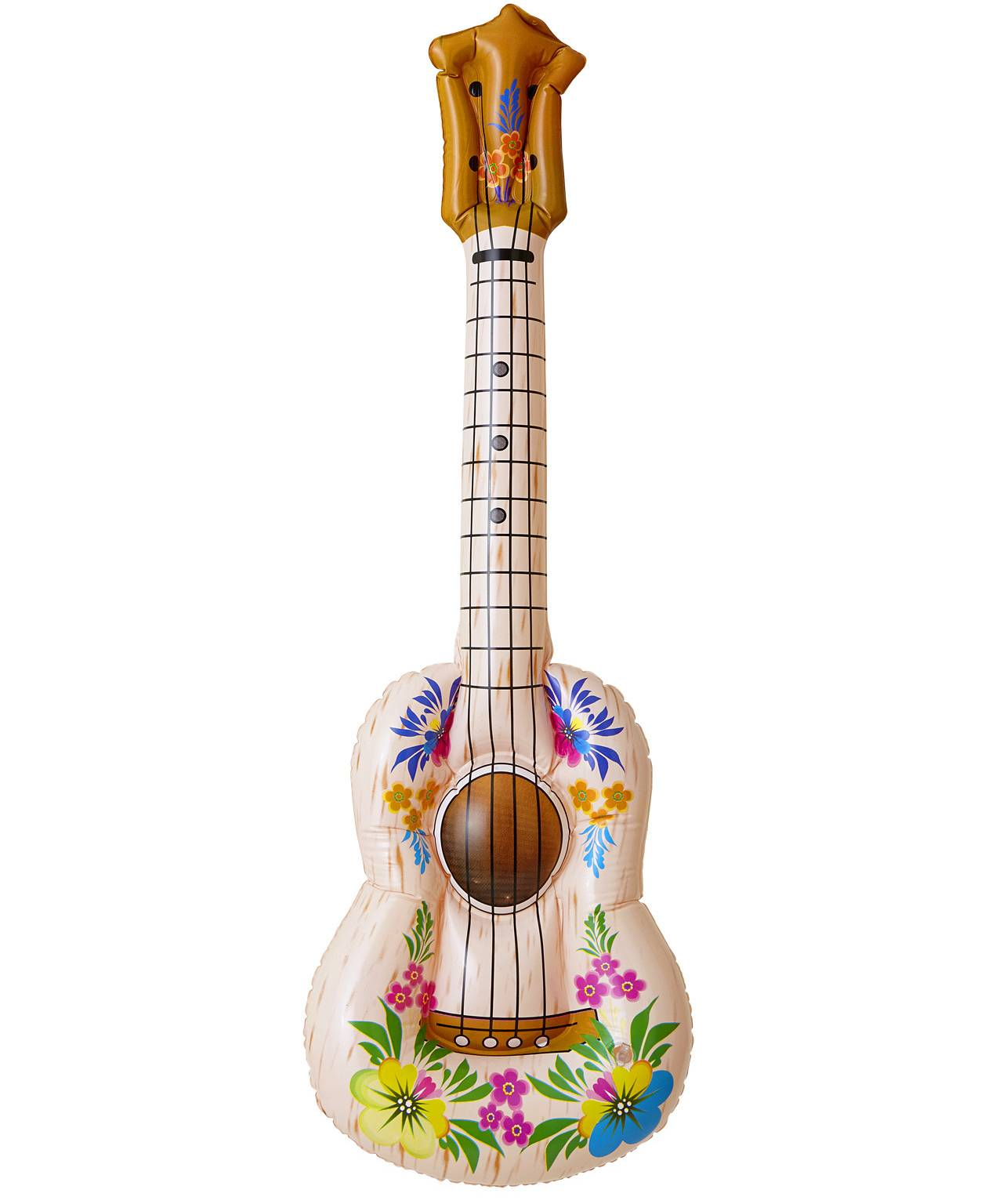 Guitare-gonflable