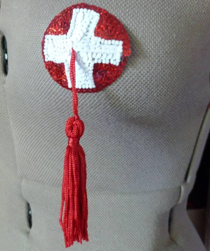 Cache-Tétons-Infirmière-Colle