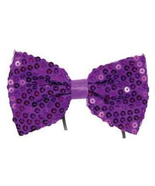 Noeud-papillon-paillettes-violet