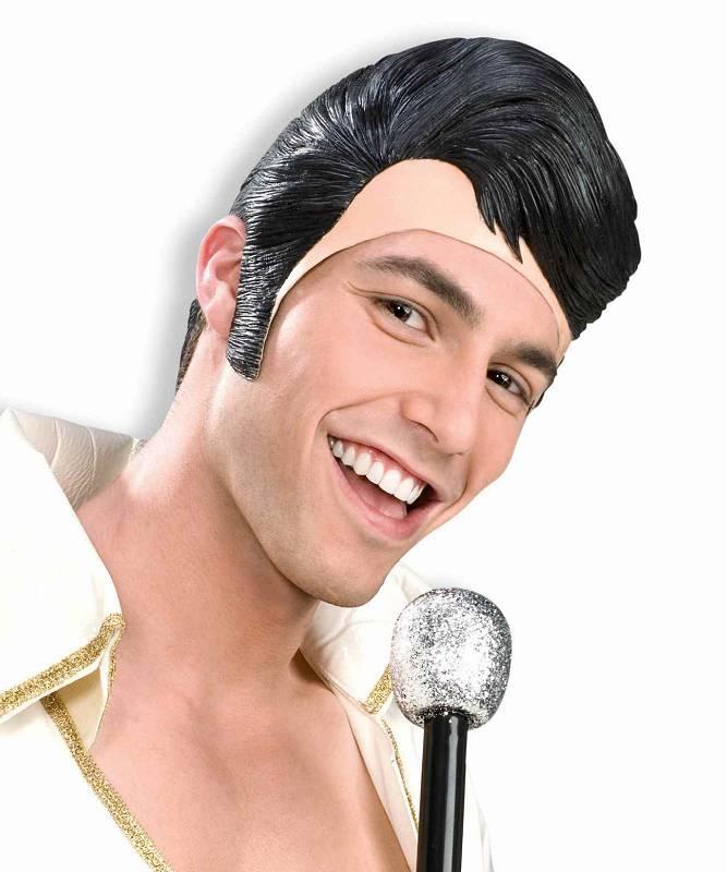 Crâne-Elvis-latex