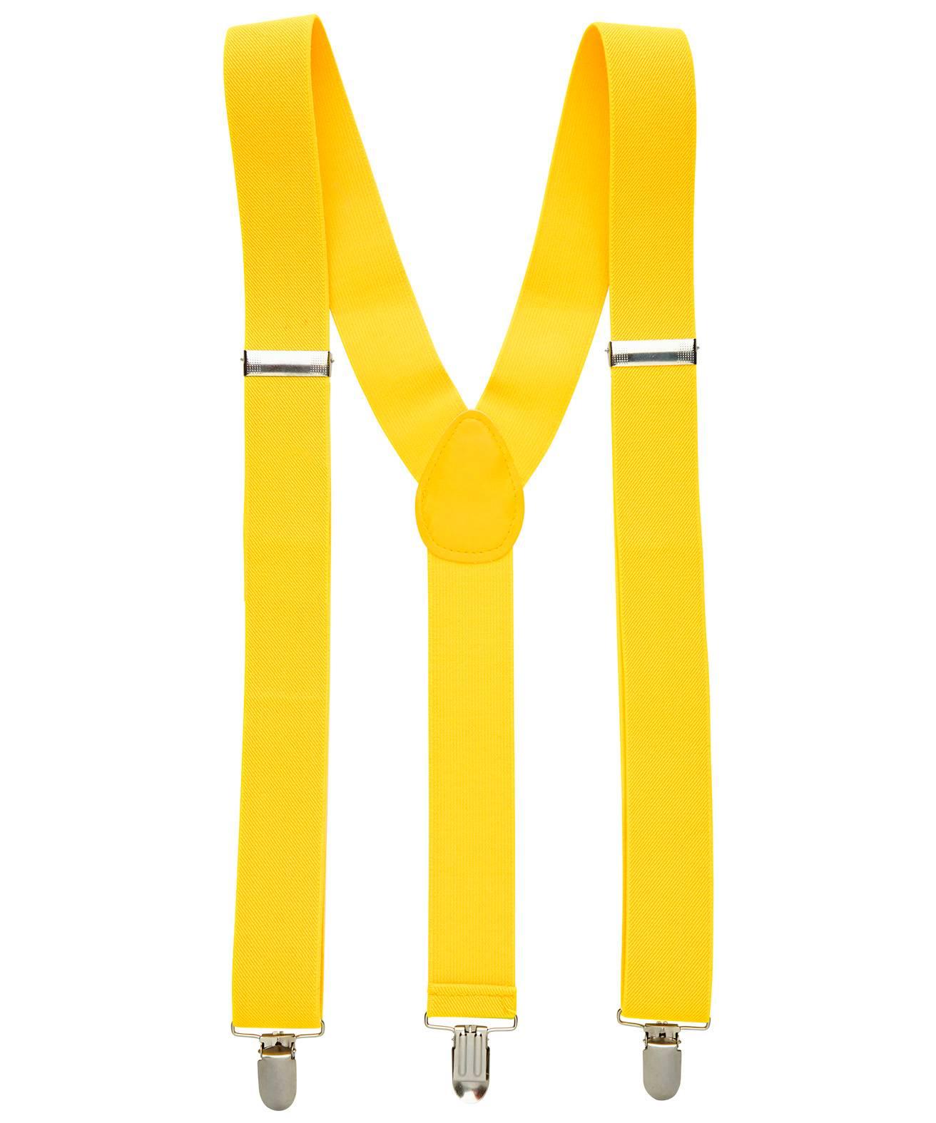 Bretelles-jaunes