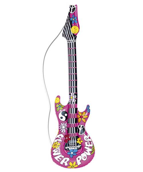 Guitare-Hippie-gonflable