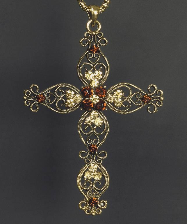 Croix-dorée-luxe