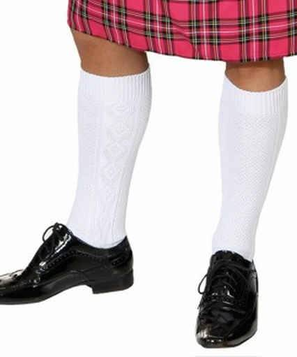 Chaussettes-Blanches-homme