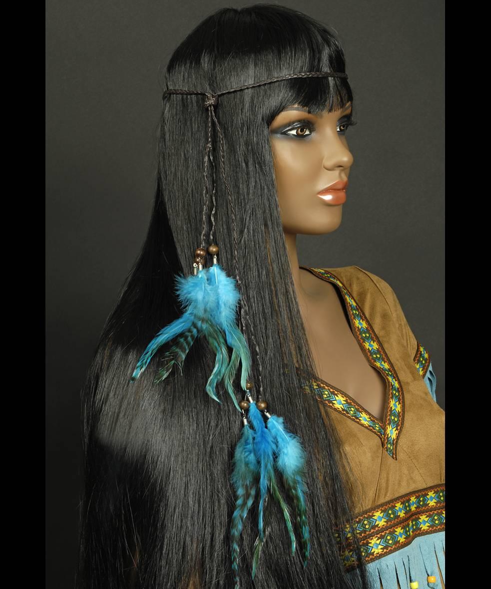 Bandeau-Indien-Turquoise
