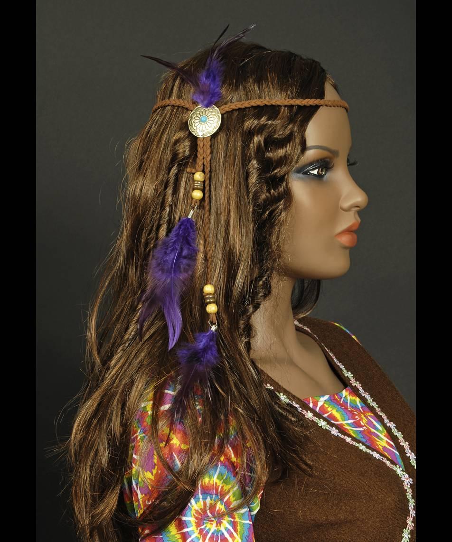 Collier-Indien-Violet