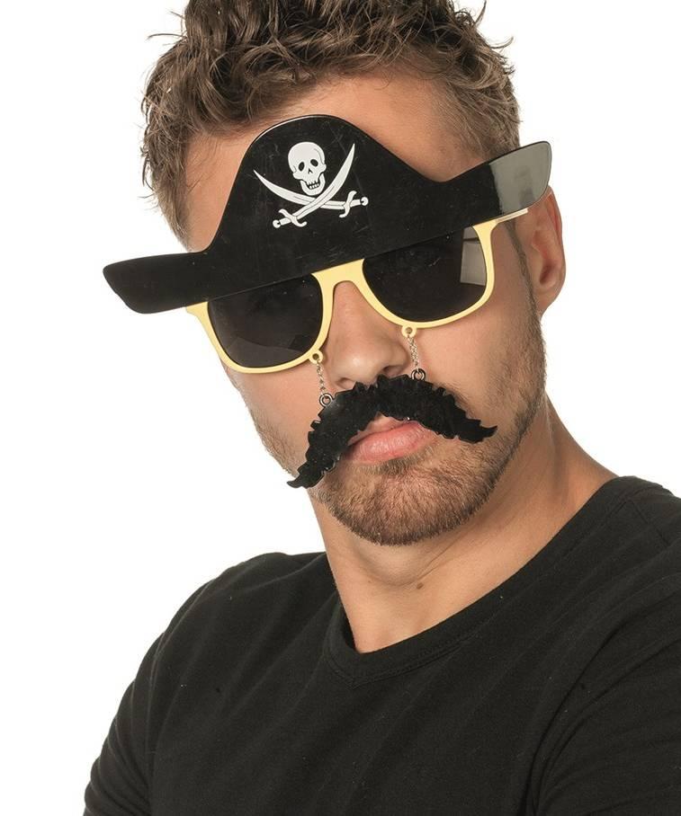 Lunettes-pirate