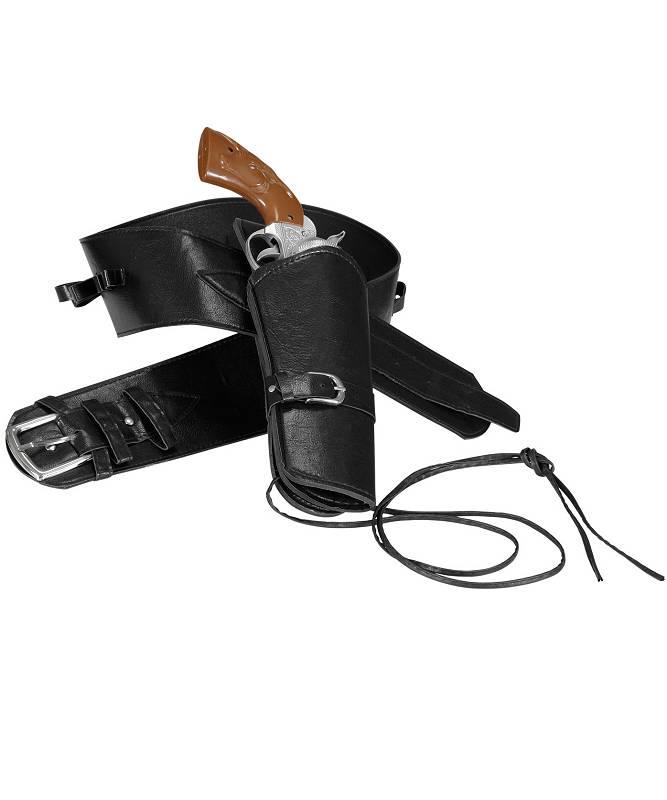 Holster-cowboy-noir