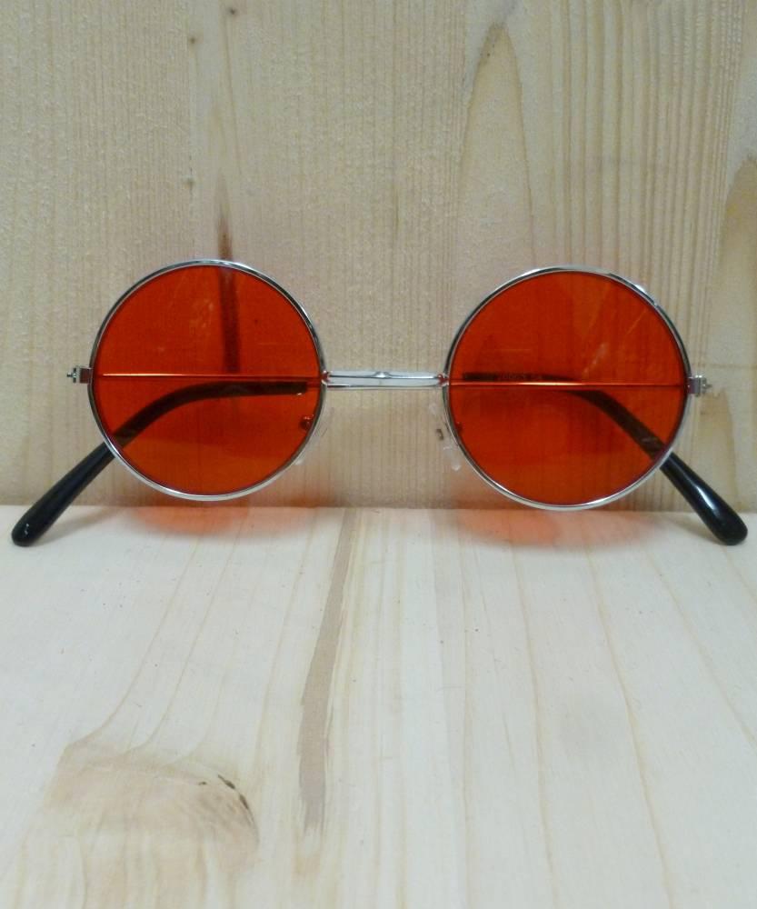 Lunettes-rondes-rouges-Lennon-2