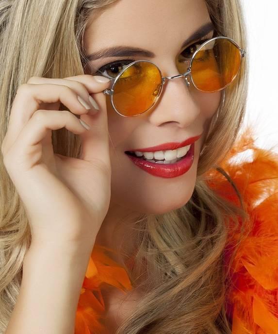 Lunettes-Lennon-oranges