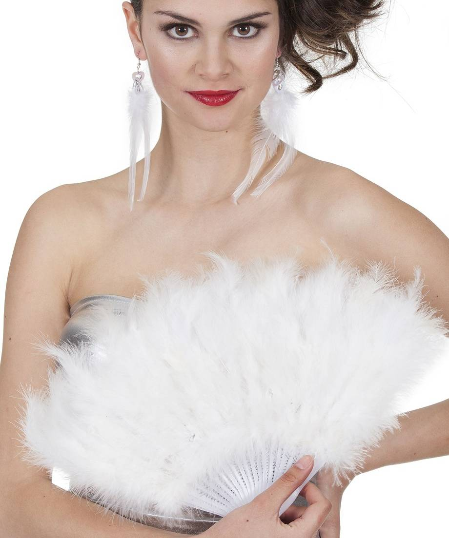 Eventail-plumes-blanches