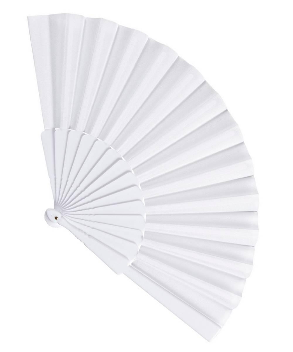 Eventail-blanc-pas-cher