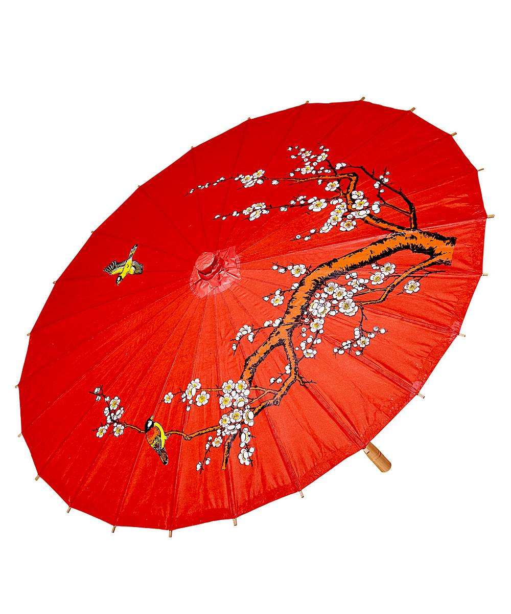 Ombrelle-chinoise-rouge