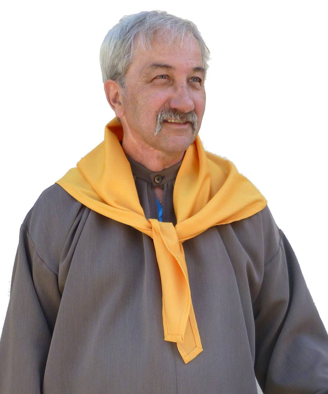 Foulard-jaune